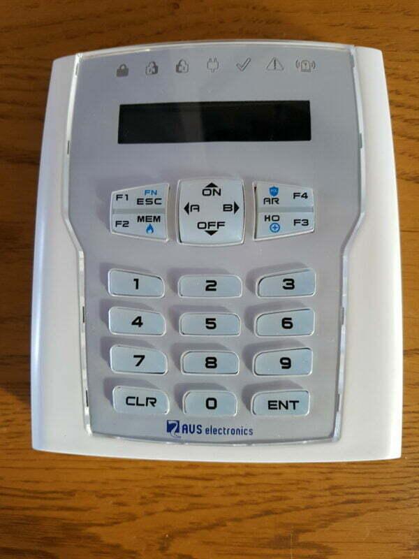 AVSCapture 16 alarmsysteem