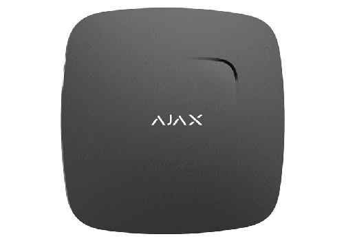 Ajax FireProtect Plus (koolmonoxide) - zwart