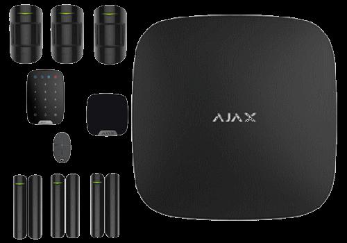AJAX Beveiliging pakket 3 (incl. installatie*)