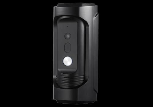Vandaalbestendige Safire Full HD IP video deurbel.