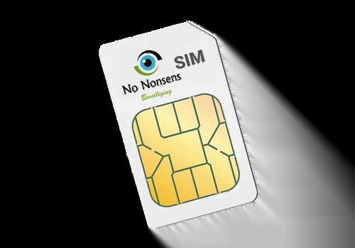 M2M simkaart voor alarmsystemen