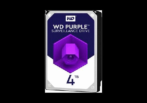 4 TB harddisk (WD40PURZ)