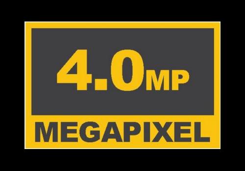 4 Megapixel